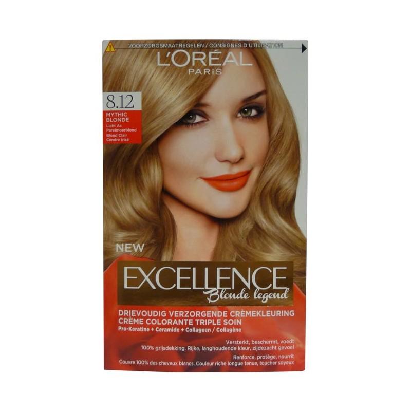 Loreal hair color blonde