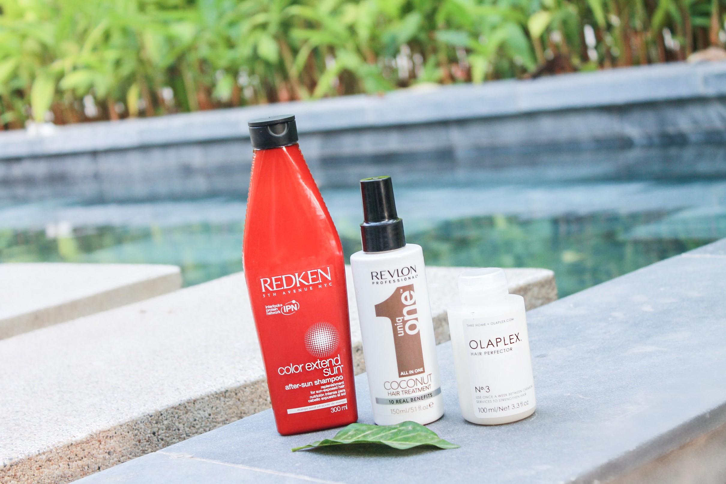 hårbeskyttelse sol