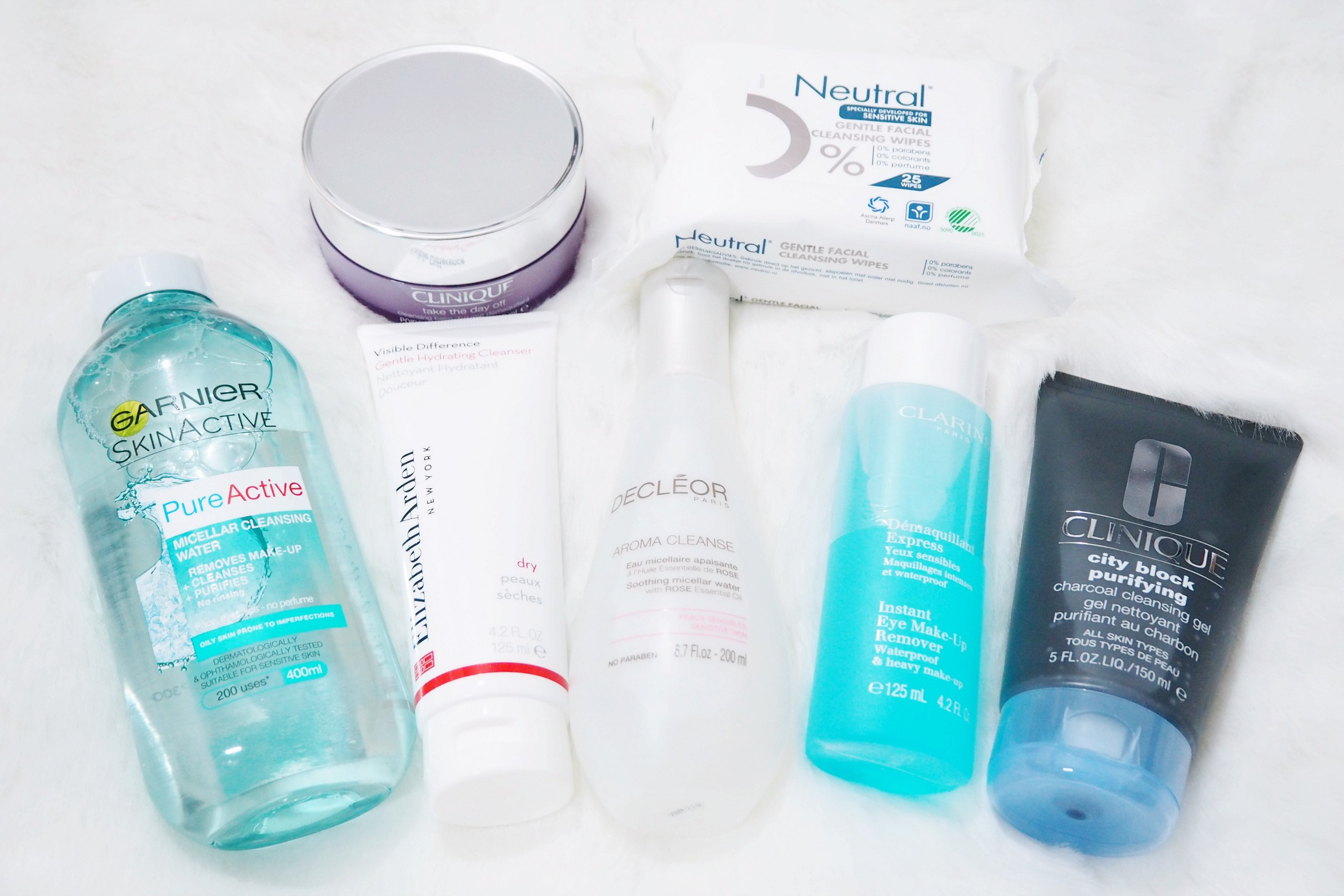 The Best Makeup Removers
