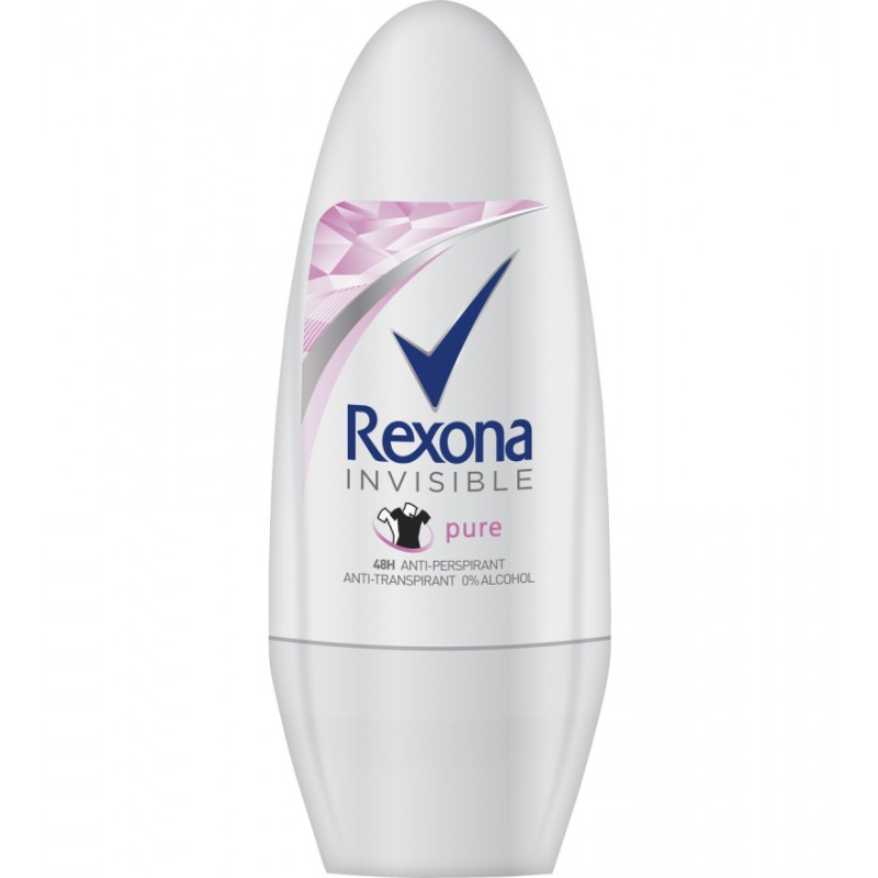Rexona Invisible Pure Roll On