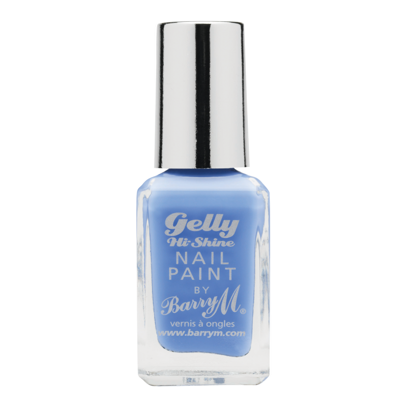 Barry M. Gelly Nail Paint 05 Blueberry