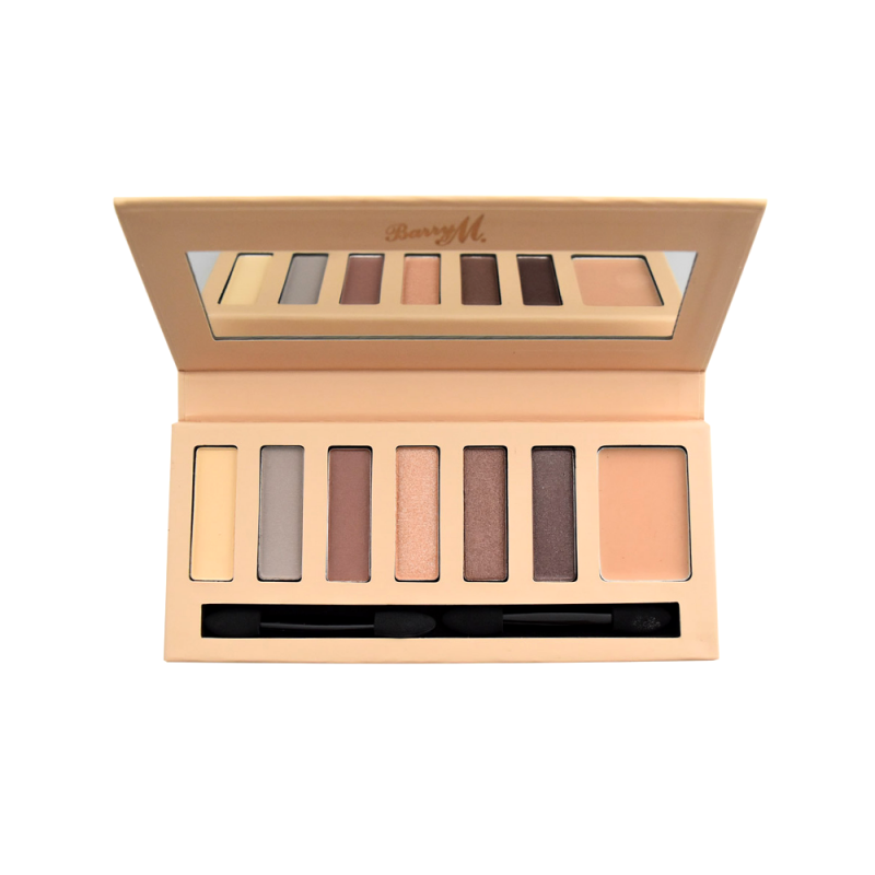 Barry M. Eyeshadow & Primer Palette 02 Natural Glow
