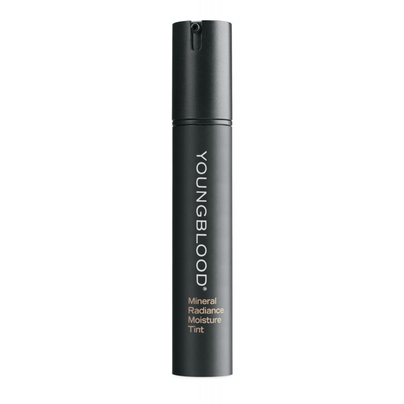 Youngblood Mineral Radiance Moisture Tint Amber