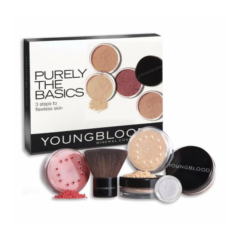 Youngblood Mineral Basic Kit Medium