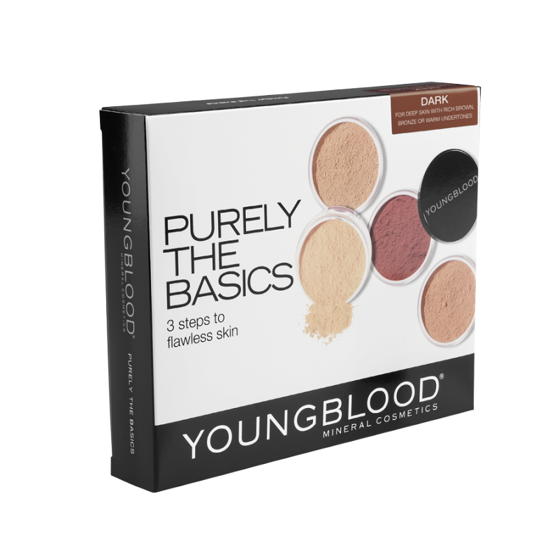 Youngblood Mineral Basic Kit Dark