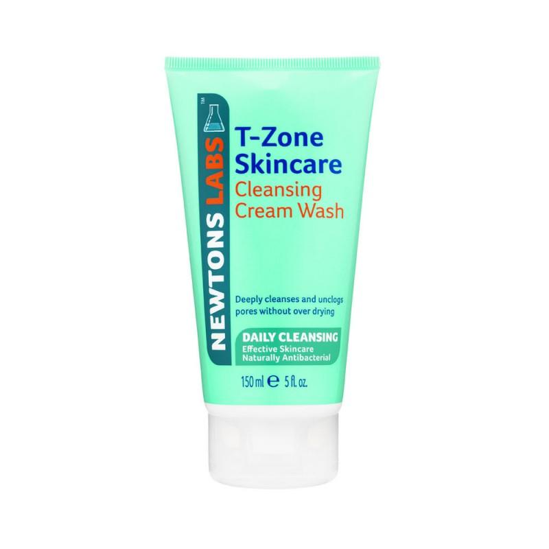 T-Zone Cleansing Cream Wash