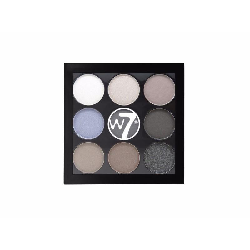 W7 Naughty Nine Eyeshadow Palette Hard Days Night