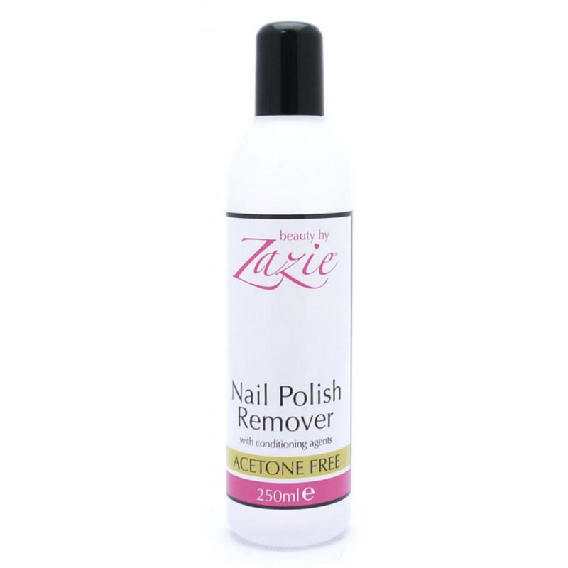Zazie Nail Polish Remover Acetone Free