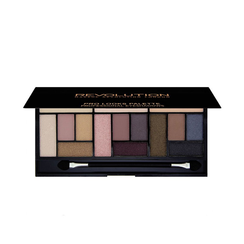 Revolution Makeup Pro Looks Palette Stripped & Bare