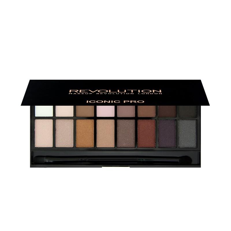 Revolution Makeup Salvation Palette Iconic Pro 1