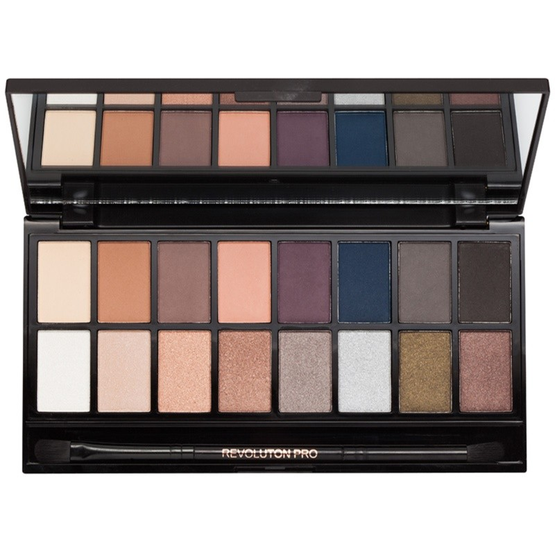 Revolution Makeup Salvation Palette Iconic Pro 2