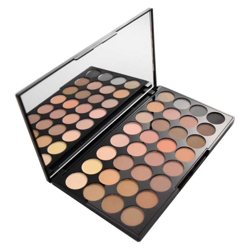 Revolution Makeup Ultra Eyeshadow Palette Flawless Matte