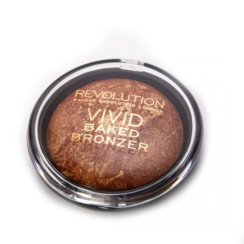 Revolution Makeup Vivid Baked Bronzer Rock On World