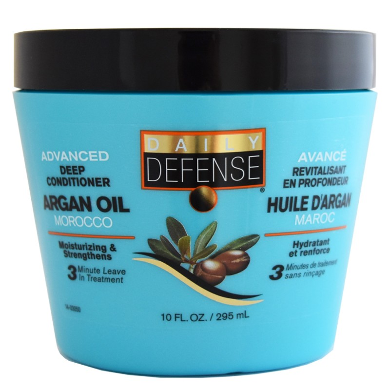 Daily Defense 3 Minute Treatment Argan Oil