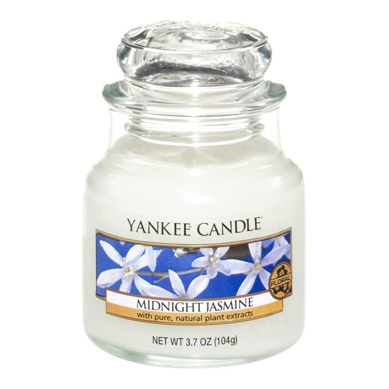 Yankee Candle Classic Small Jar Midnight Jasmine Candle