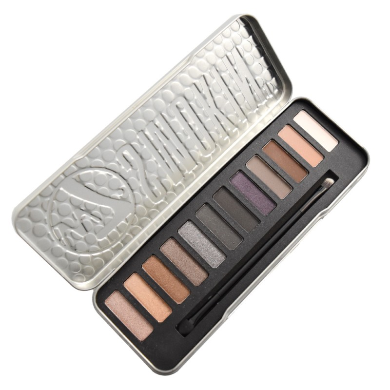 W7 Smokin' Eye Palette