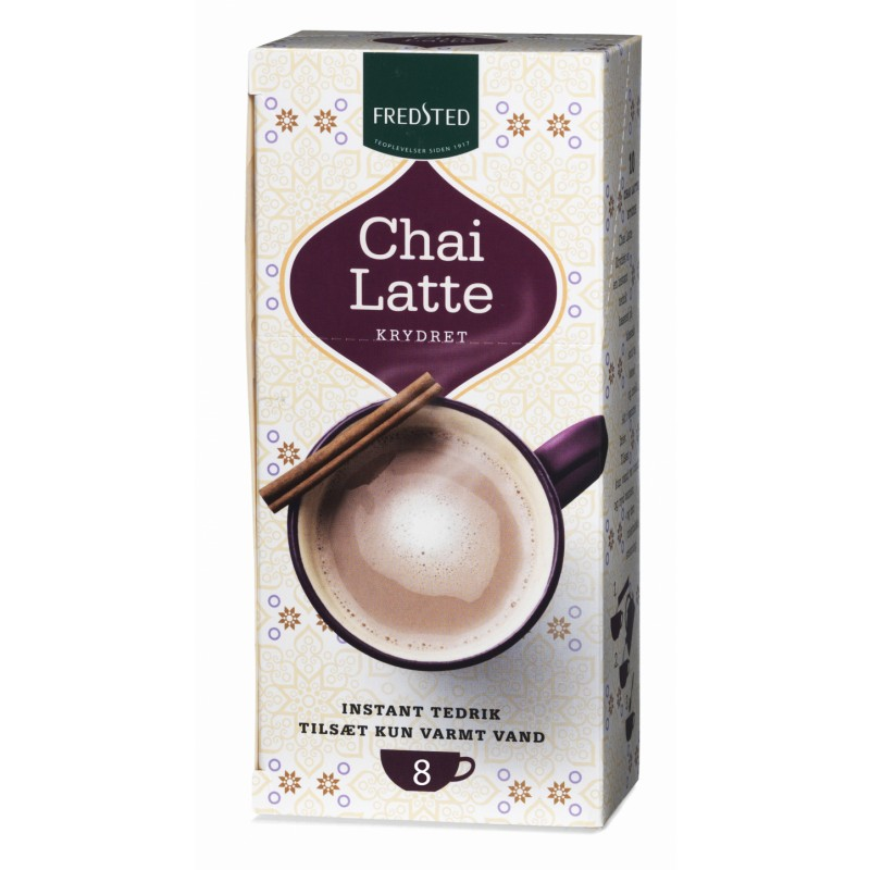 Fredsted Chai Latte Spiced
