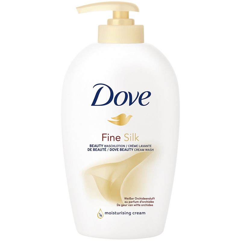 Dove Supreme Fine Silk Beauty Cream Wash