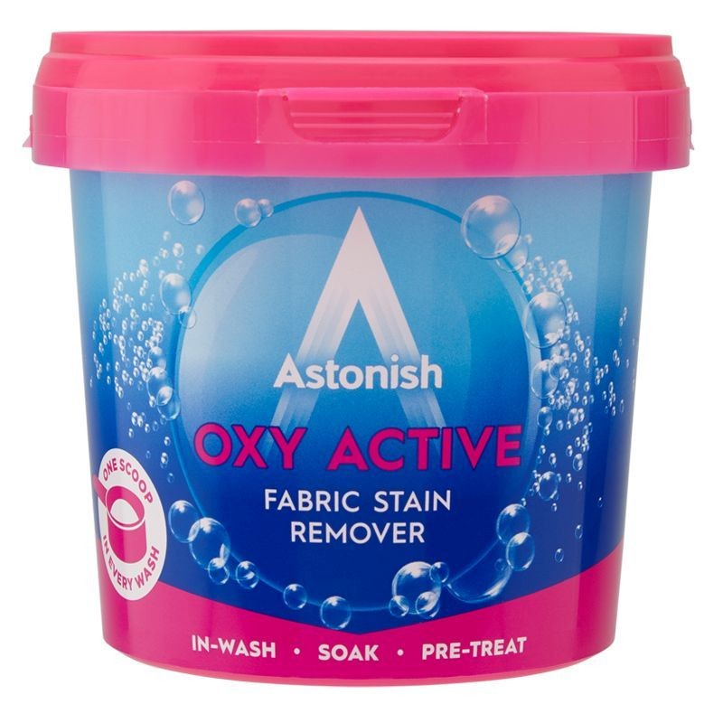 Astonish Oxi Active Stain Remover