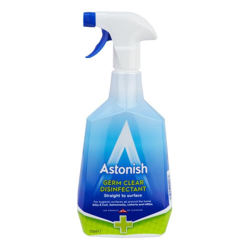 Astonish Germ Clear Disinfectant Spray
