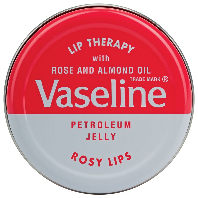 Vaseline Lip Therapy Rose
