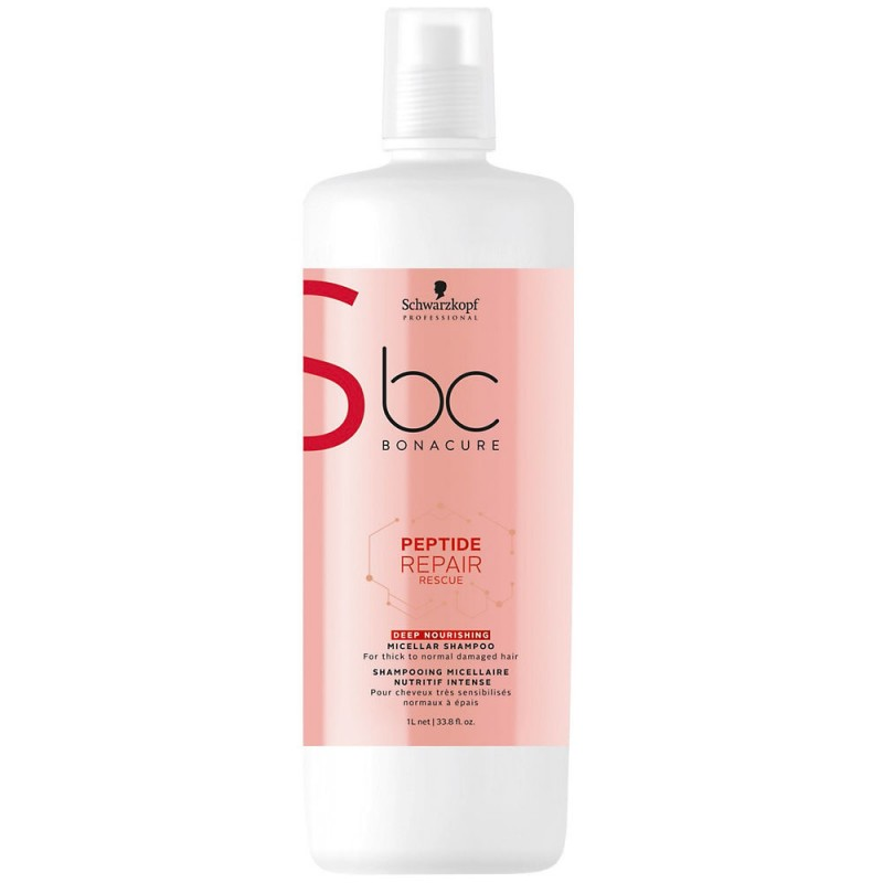 Schwarzkopf Bonacure Repair Rescue Deep Nourishing Shampoo