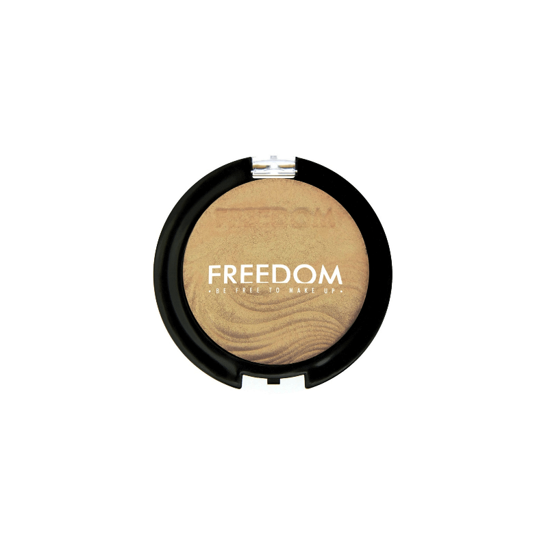 Freedom Makeup Pro Highlighter Face Powder Glow