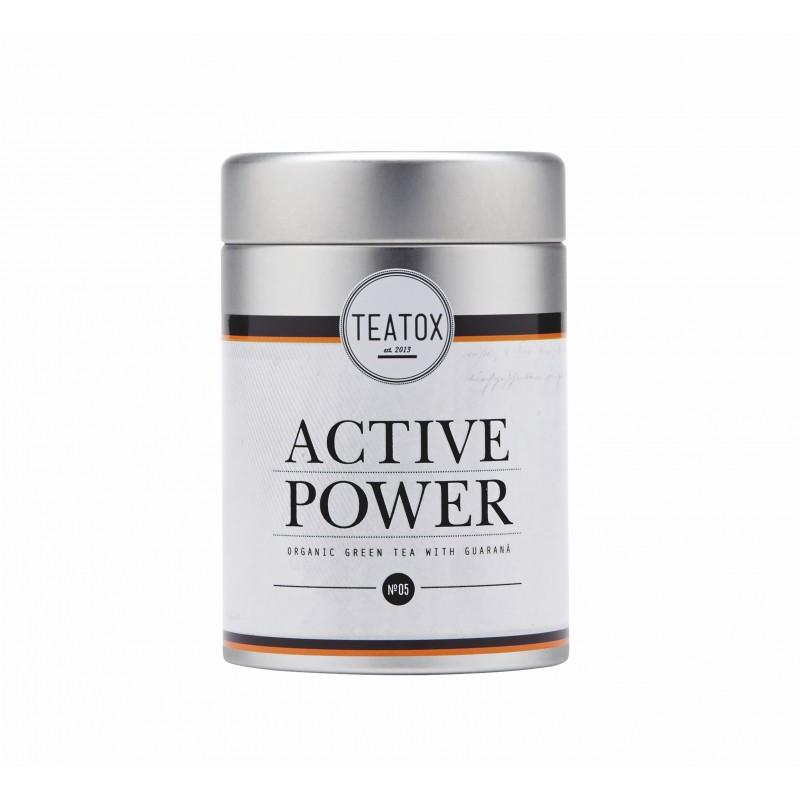 Teatox  Power Detox Organic Fitness Tea