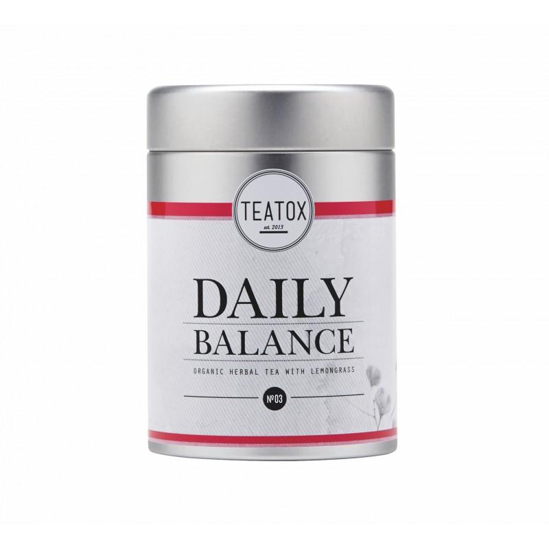 Teatox  Daily Balance Organic Wellness