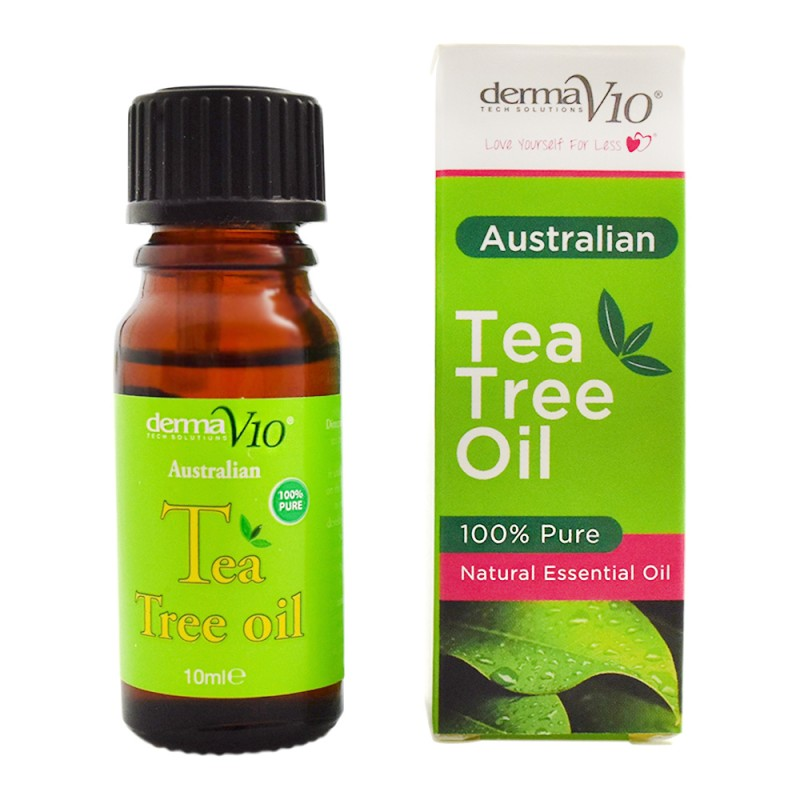 DermaV10 HP Tea Tree Oil