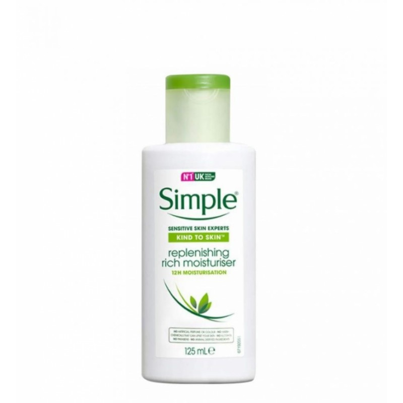 Simple Replenishing Rich Moisturiser