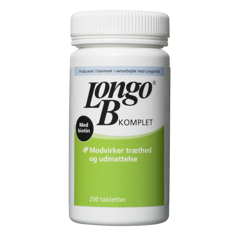 Longo B-Vitamin Komplet