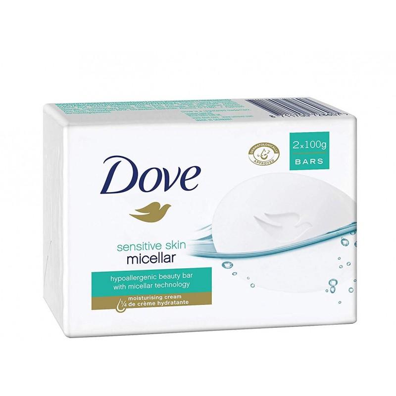 Dove Pure & Sensitive Soap Bar