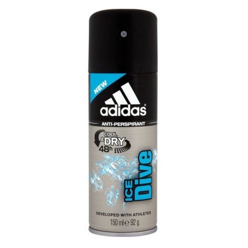 Adidas Ice Dive Anti-Perspirant Deospray