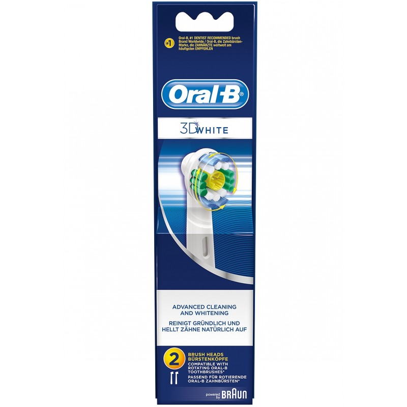 Oral-B 3D White Advanced Cleaning & Whitening