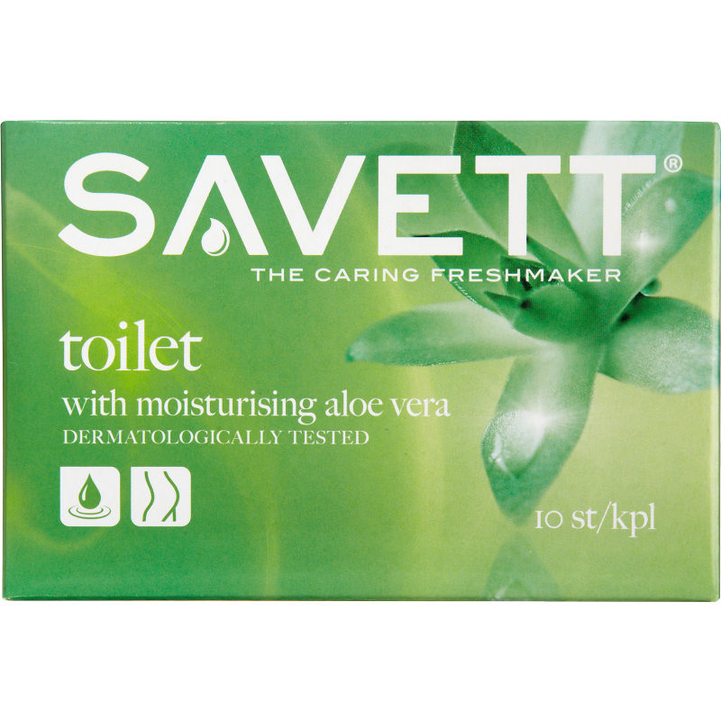 Savett Toilet Wet Wipes