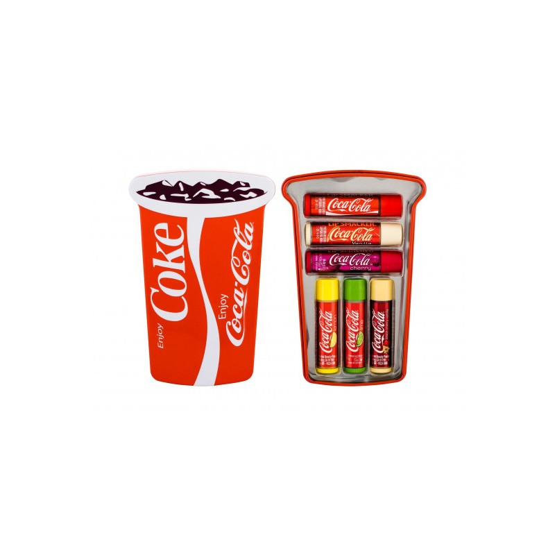 Lip Smacker Coca Cola Cup Tin Lip Balms