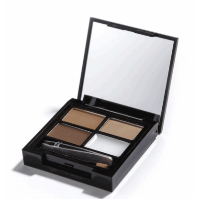 KÖP. Revolution Makeup Focus   Fix Eyebrow Shaping Kit Medium Dark 5 ... 7a163c26c795d