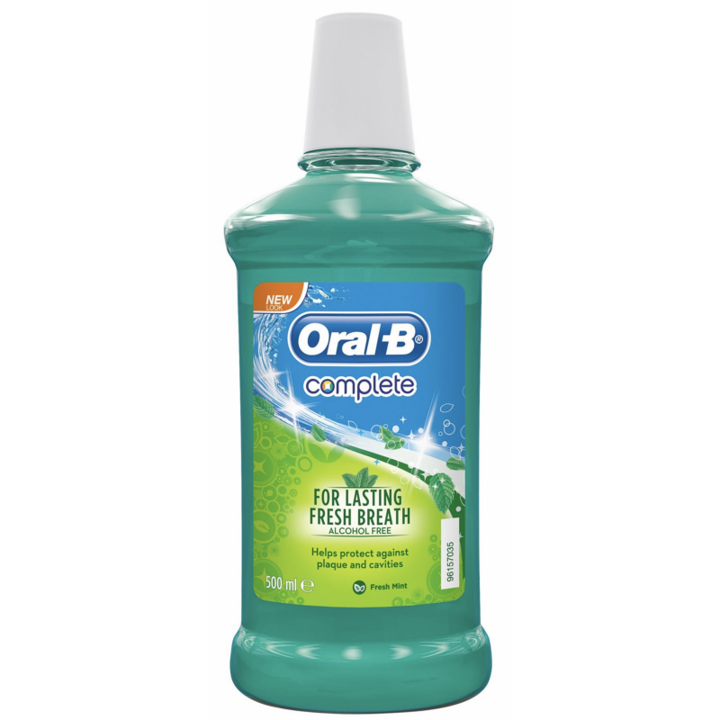 Oral-B Complete Mouthwash