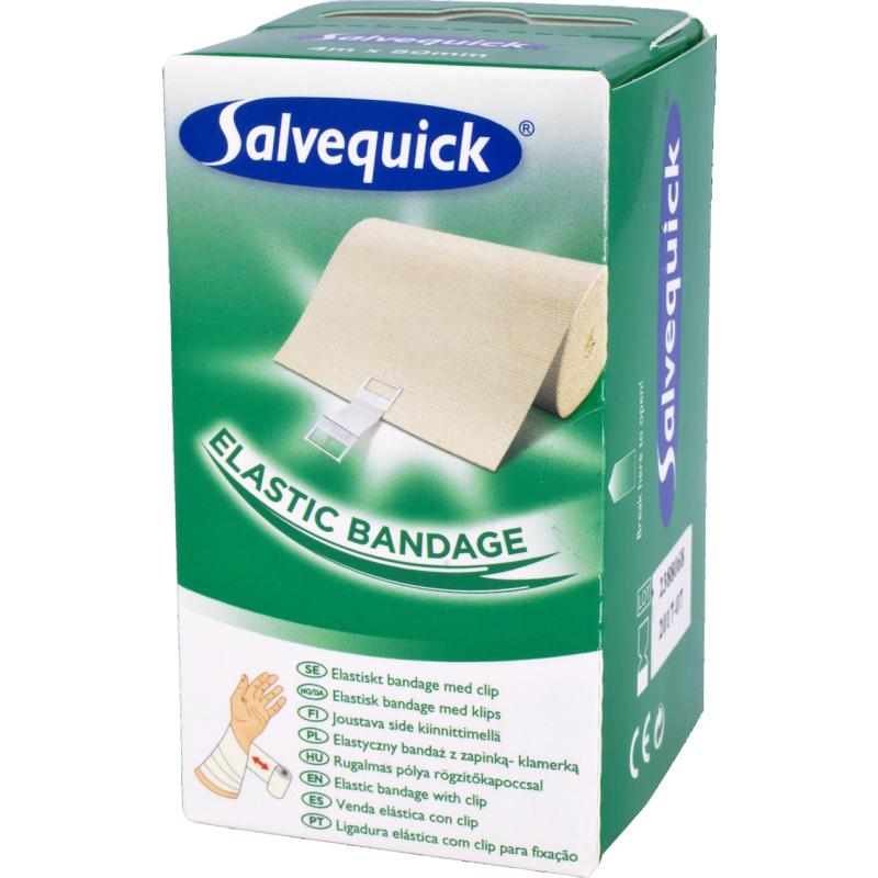 Salvequick Elastik Bandage