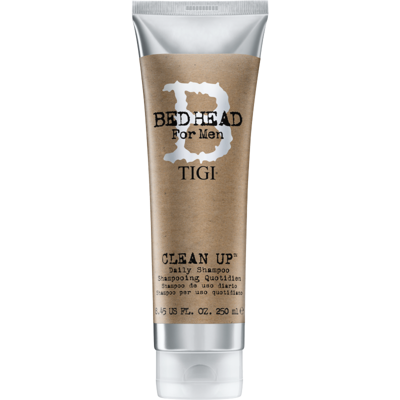 Tigi Bed Head For Men Clean Up Daily Shampoo