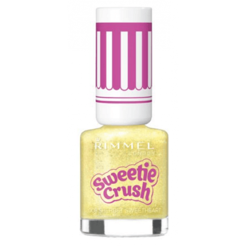 Rimmel Sweetie Crush Nail Polish 008 Sherbet Sweetheart