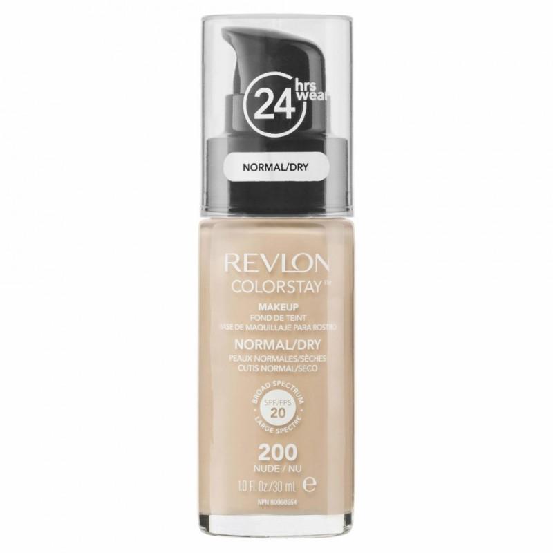 Revlon ColorStay Normal & Dry Skin 200 Nude