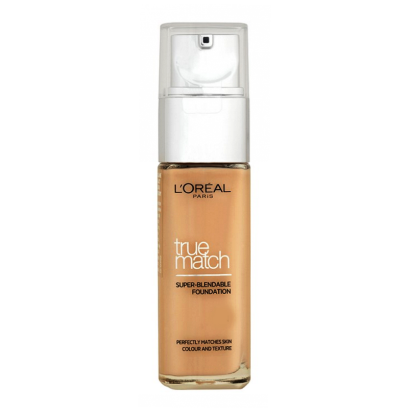 L'Oreal True Match Foundation 5D5W Golden Sand