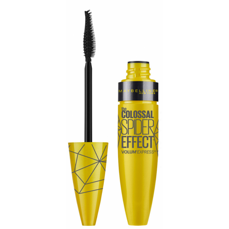712bd377832 Maybelline Volum'Express Colossal Spider Effect Mascara Black 9,5 ml ...