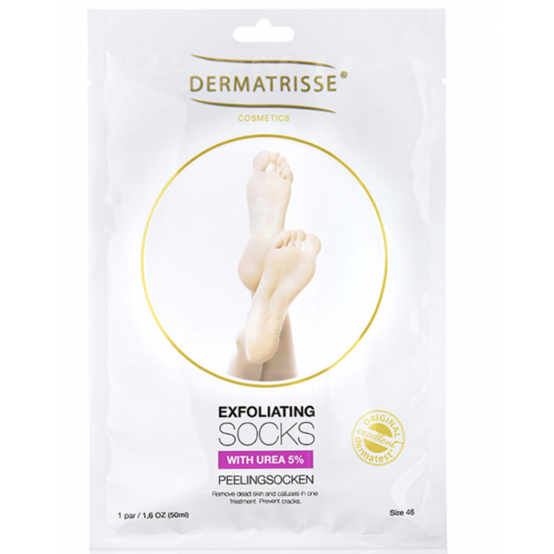 Dermatrisse Exfoliating Socks