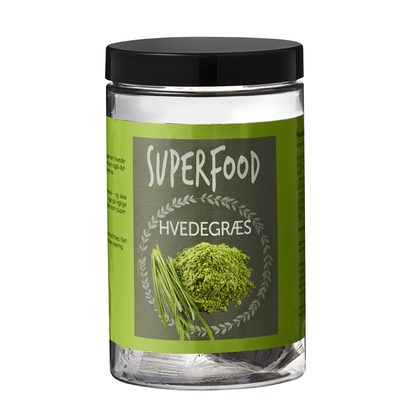 Superfood Hvedegræs Pulver