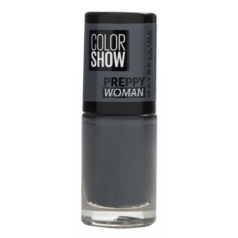 Maybelline Color Show Preppy Woman 76 Empire Grey