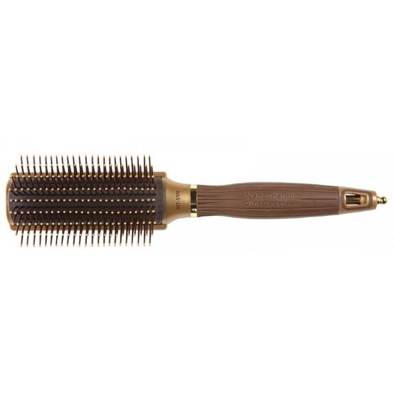 Olivia Garden Nano Thermic Styler Styling Hairbrush