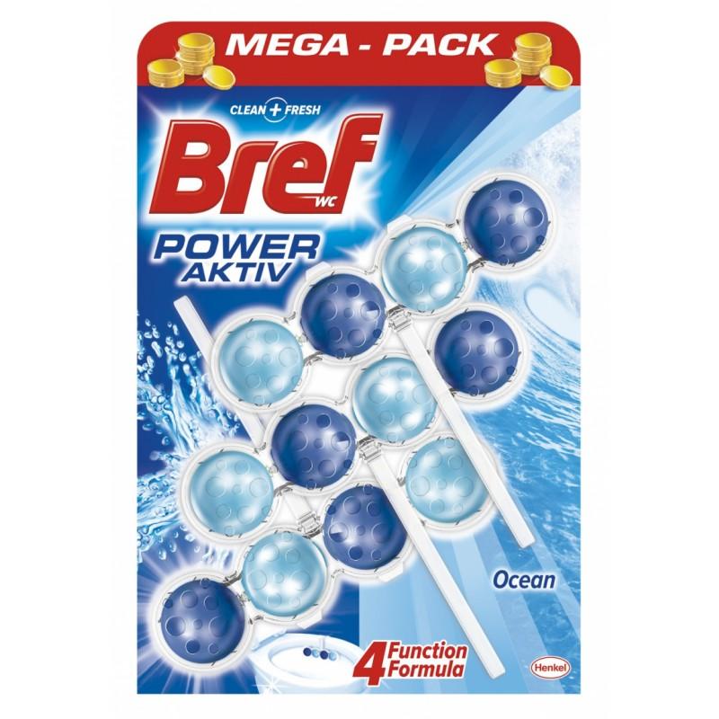 Bref Power Active Toilet Cleaner Ocean